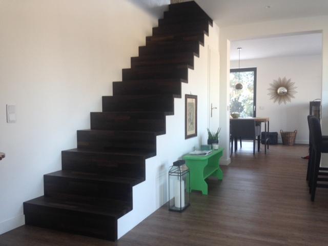 Mit individueller Treppe den Raum gestalten