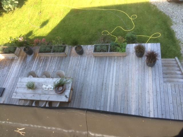 Terrasse: eine einladende und stabile Ergänzung Ihres Hauses